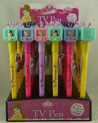 Novelty Tv Topped Pens Tv Characters/Disney Ideal Back To School Stationary