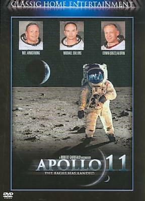 Apollo 11: The Eagle Has Landed New Dvd