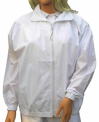 CATHEDRAL Showerproof Jacket Ladies Teflon Coated Light Polyester Cotton Bowls