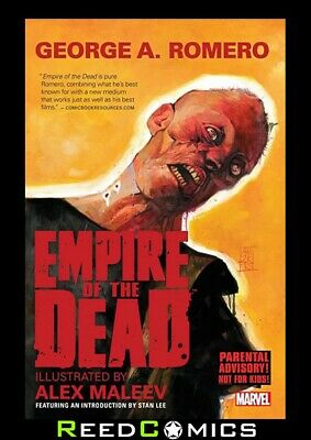 GEORGE ROMEROS EMPIRE OF THE DEAD ACT ONE GRAPHIC NOVEL Paperback (Vol 1) #1-5