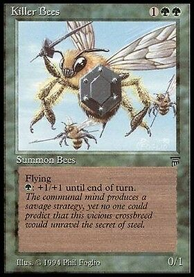 Api Assassine - Killer Bees MTG MAGIC Legends Eng/Ita EXCELLENT