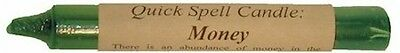 Quick Spell Money Ritual Candle!