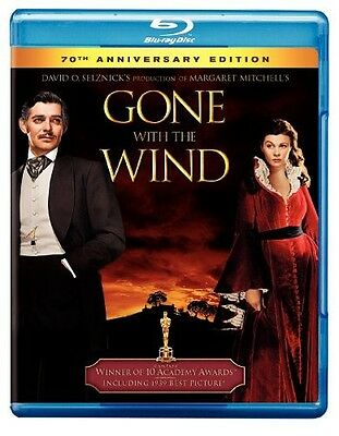 Gone with the Wind [70th Anniversary Edition] (Blu-ray New)