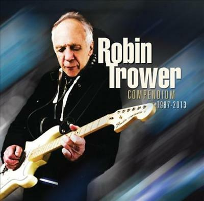 Robin Trower - Compendium 1987-2013 New Cd