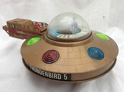 Thunderbird 5 Gerry Anderson 1960's battery operated.