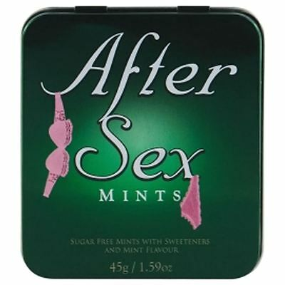 Novelty After Sex Mints Funny Xmas Gifts Stocking Fillers For Her Him