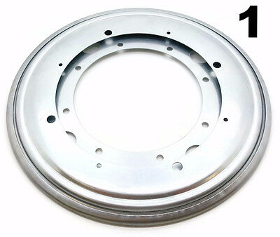"One 12"" Inch Lazy Susan Round Turntable Bearing - 5/16 Thick & 1000 LB Capacity"