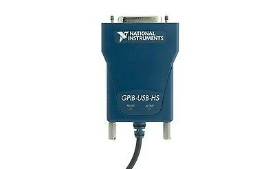NEW - National Instruments NI GPIB-USB-HS Interface Adapter, 2016
