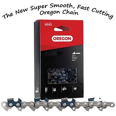 """Husqvarna 18"""" Chainsaw Chain for 61 266 268 365 372 395 390 576 by Oregon 68 DL"""