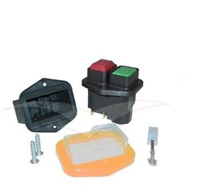 Belle Cement Mixer 110v 240v Replacement Switch Electric Minimix 150 Spare Parts