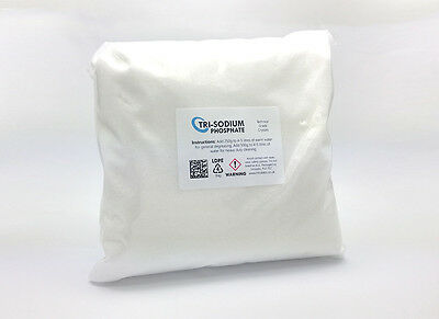 Trisodium Phosphate TSP 1kg - Lab / Paint cleaner 99% Pure
