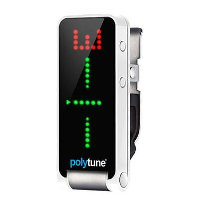 TC Electronic Polytune Polyphonic Clip-On Tuner