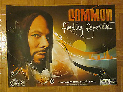 "Common Finding Forever Promo Poster 18""x24"""