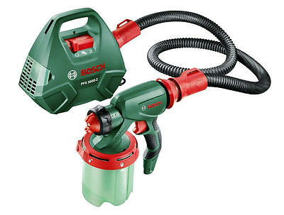 Bosch Electric Paint Sprayer/Spray System Gun For Painting Fence/Wall PFS3000
