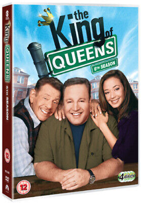 The King of Queens: 6th Season DVD (2009) Kevin James cert 12 Quality guaranteed