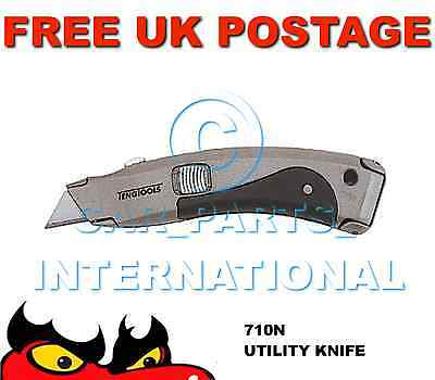Teng Tools 710N Heavy duty Utility Knife