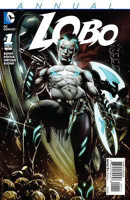 Lobo Annual (2015) #1 Vf/nm