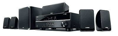 Yamaha YHT-1810 5.1 Channel Home Theatre in a Box. New!!