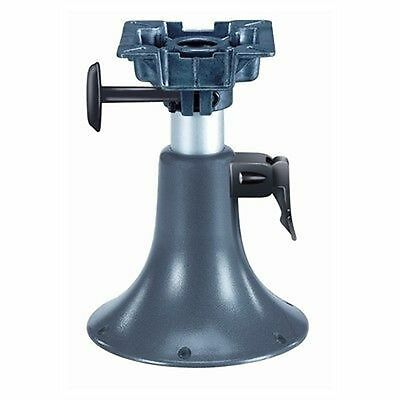 """Wise Adjustable 13"""" - 17"""" Height Bell Pedestal/Boat Seat Mount WD1500 Marine MD"""