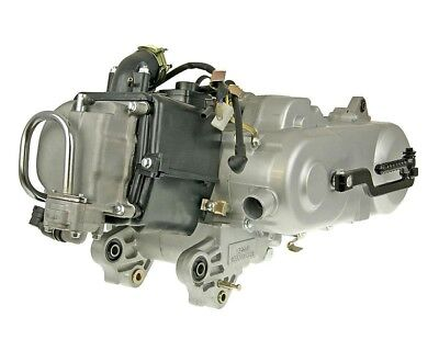 Engine complete 50cc GY6 China 4-stroke 139QMA (with SLS) - Pulse-BT49QT-9 Scout