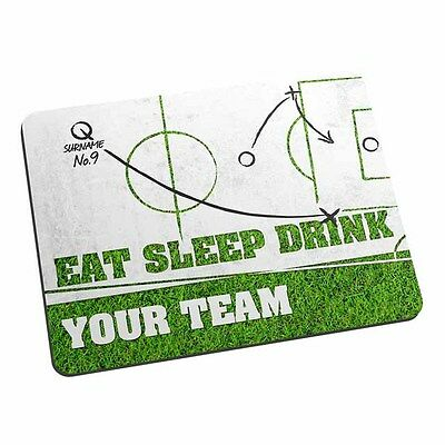 Personalised Football Mouse Mat