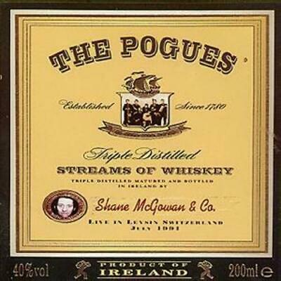 The Pogues : Streams of Whiskey CD (2002)