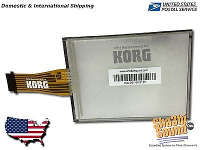 Touch Screen for KORG TRITON Classic, Studio, TRINITY, KORG I30 -OEM Replacement
