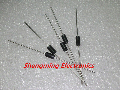100PCS 1N5817 IN5817 Diode Schottky 1A 20V
