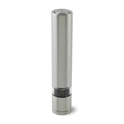 Cole & Mason Chiswick Electronic Salt & Pepper Spice Grind Mill