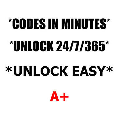 Unlock code HTC One A9 Mini One M9 One M8 One M7 One X One VX One X Plus AT&T