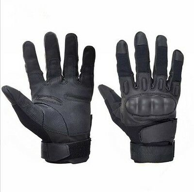 Outdoor Military Tactical Gloves Airsoft Hunting Motorcycle Cycling CS Paintball