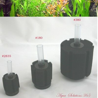 Bio Sponge Filter Breeding Fry Betta Shrimp Nano Fish tank Aquarium Up to 20 Gal