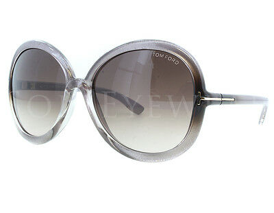 280aed11b50fe NEW Tom Ford FT 0276 74Z Candice Lavender Brown Gradient Sunglasses (NO  CASE)