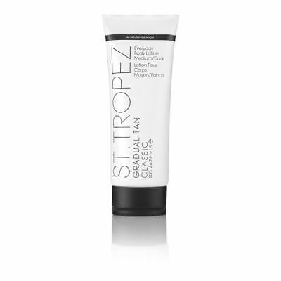 St.Tropez Gradual Tan Classic Everyday Body Lotion Medium/Dark 200ml