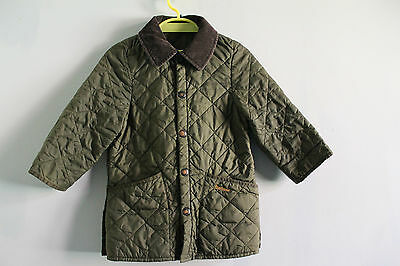 Barbour Jacket Childre´s Liddesdale New. Size Xs