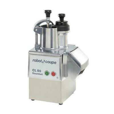Robot Coupe Veg Prep Machine CL50 Gourmet, No Discs, Commercial Equipment