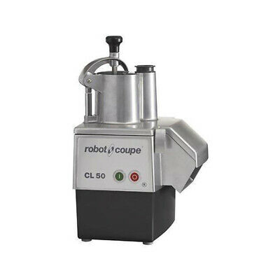 Robot Coupe Veg Prep Machine CL50, No Discs Included, Commercial Equipment