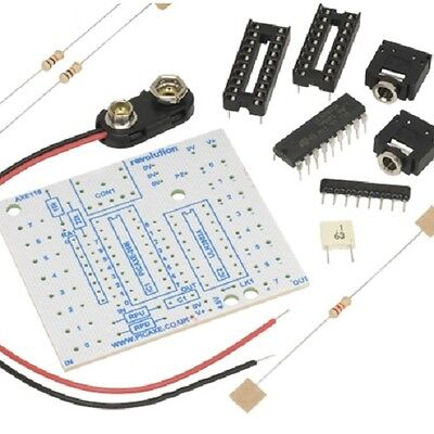 PICAXE20 Project Board Kit Microcontroller Experimental