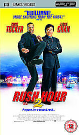 Rush Hour 2 [UMD Mini for PSP] DVD