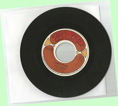 45 RPM - THE GOODEES - Condition Red/Didn't Know Love Was So Good - G+ - SOUL
