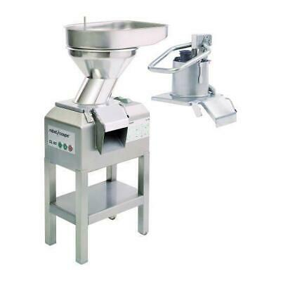Robot Coupe Veg Prep Machine CL60 Auto Bulk Feed, NO DISCS, Commercial Equipment