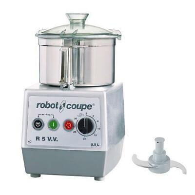 Robot Coupe Table Top Cutter / Mixer R5VV, Commercial Equipment