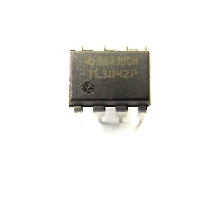 TL3842P ( Replaces UC3842N )Current Mode PWM Controller 0V to 30V 200mA DIP-8