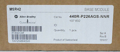Allen Bradley Guard Msr42 Micro 400 Controller Safety Relay 440R-P226Ags-Nnr