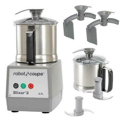 Robot Coupe Blixer 3 Package, 3.7L, Blender / Mixer, Commercial Equipment