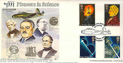 1991 Scientists - Bradbury LFDC Official