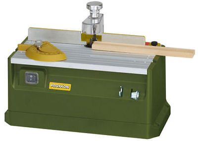 Proxxon Micro Shaper MP400 wood working engineering 27050 / Direct from RDGTools