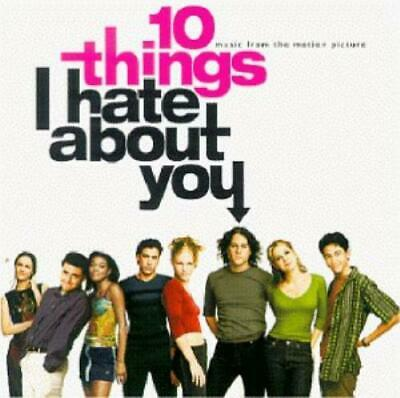 Various : 10 Things I Hate About You CD