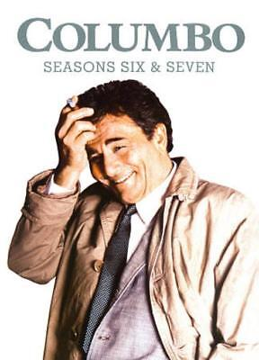 Columbo - The Complete Sixth And Seventh Season New Dvd