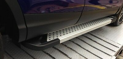 Toyota Rav4  Running Board Side Steps Bar Board Accessory 2006 - 2012